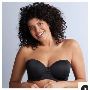 VanityFair BeautyBack UnderwireSmoothing Bra